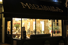 Mad lillies hair salon london hair salons london best for 14th avenue salon albany oregon